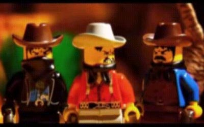 The Wild West en Lego