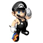 ¿Se Imaginan Un Mario Bros Gay?
