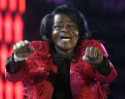 Murió el cantante James Brown