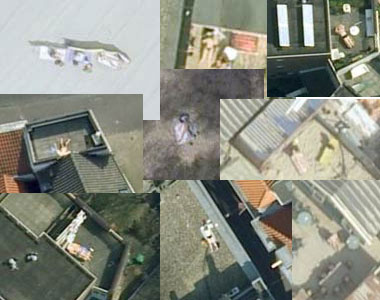 Top 10 Personas Desnudas Captadas por Google Earth
