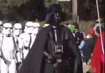 Star Wars en the Rose Parade 2007