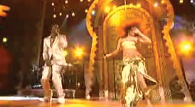 Shakira y Wyclef Jean – Hips Don't Lie (Grammy Awards 2007)