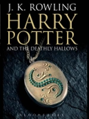 Harry Potter and the Deadly Hollows - Portada Inglesa para Adultos