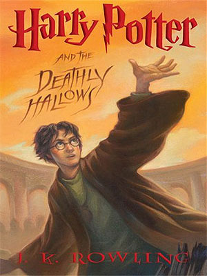 Harry Potter and the Deadly Hollows - Portada USA