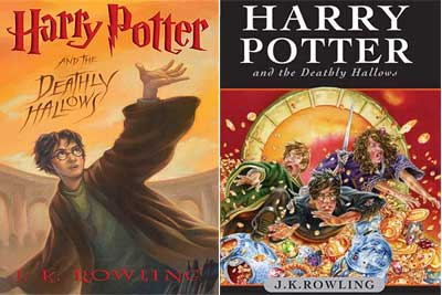 Harry Potter and the Deadly Hollows - Portadas