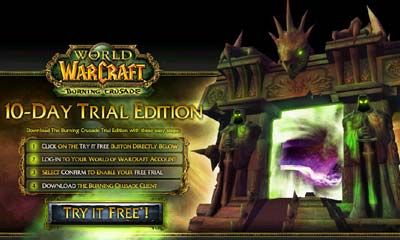 wow free trial