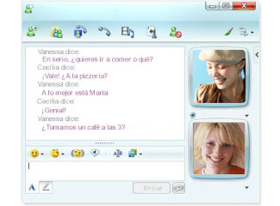 Descargar Windows Live Messenger 8.5 en español