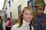 Video: Cameron Diaz en Cusco Perú