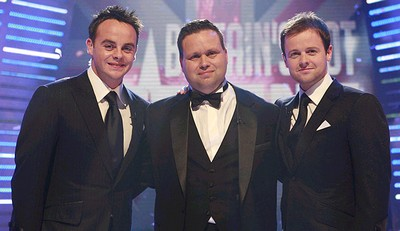 Paul Potts ganador de Britain's Got Talent