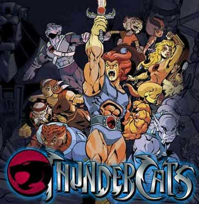 Thunder Cats on 06 Sep 2007 12 33 Am T  Tulo Del Mensaje   Thundercats