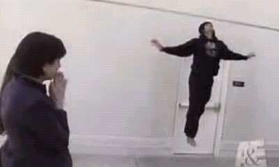 Criss Angel Mindfreak Levitando