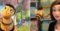 Bee Movie La historia de una abeja