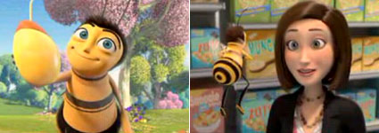Trailer Bee Movie