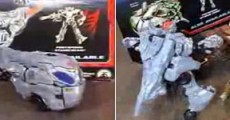 Transformers Comercial por TFShorts (stop-motion)