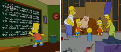 Temporada 19 de Los Simpsons