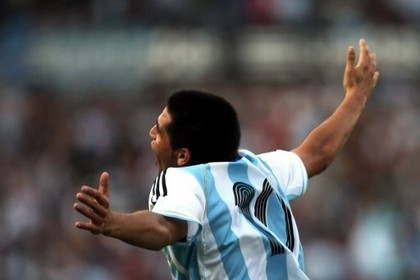 Argentina 2 – Chile 0 Eliminatorias Sudafrica 2010