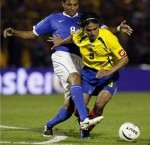 Colombia 0 – Brasil 0, Eliminatorias Sudafrica 2010
