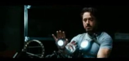 Iron Man Trailer Internacional