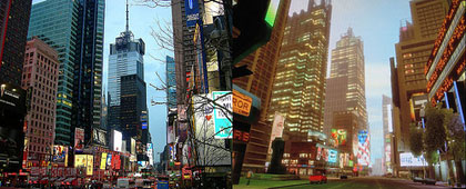 Times Square vs Star Junction