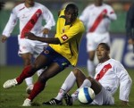 Peru 1 – Colombia 1, Eliminatorias Sudafrica 2010