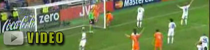 Euro 2008 - Video Holanda vs Rusia