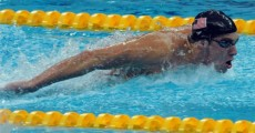 Michael Phelps Imparable, ya van 5 de oro y 5 records en natación