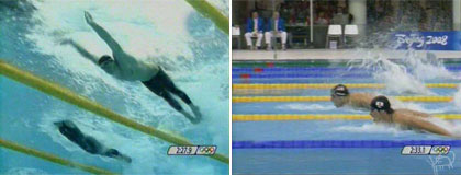 Michael Phelps 8 medallas oro
