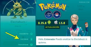 pokemon go 0.35.0 update